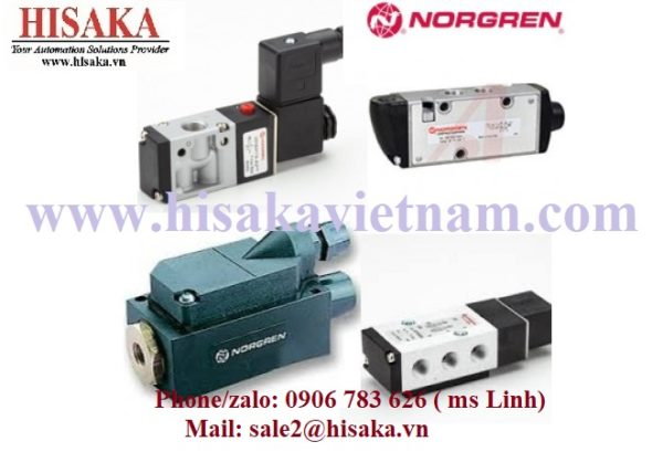 Van điệntừ NorgrenSXE9661-A65-00