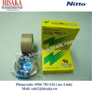 Băng keo cách điện chịu nhiệt Nitto 973UL-S