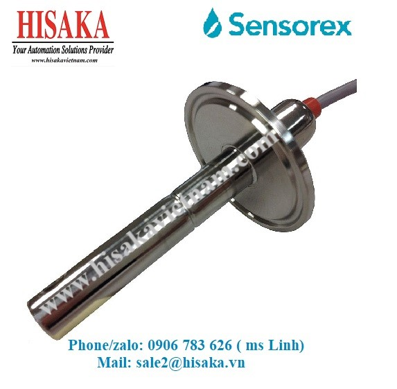 Cảm biến đo độ dẫn điện Sensorex CS615TC