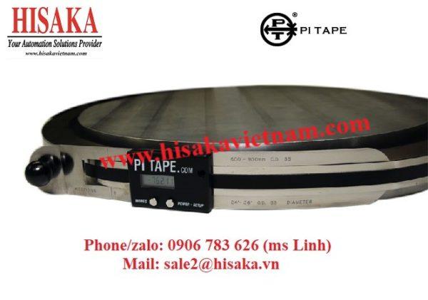 Thước đo đường kính và chu vi Pi Tape