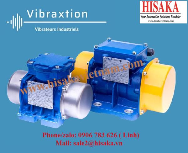 Động cơ rung điện Visam SPV 4 cực