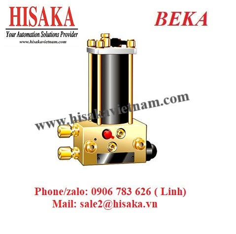 Bơm mỡ tự động BEKA HAMAX 1