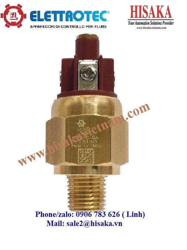 Công tắc Elettrotec VCM1