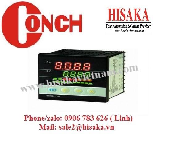 Bộ điều khiển nhiệt độ Conch P60