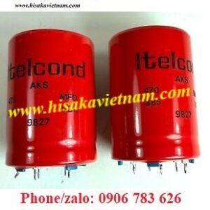 Tụ điện Itelcond AKS102M400PG1