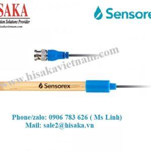 Cảm biến đo PH Sensorex S200C
